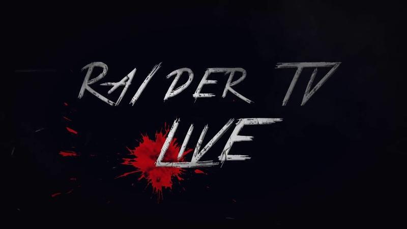 INTRO Ra1der TV LIVE HORROR