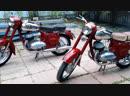 📹 От подписчика Работа мотоциклов Ява