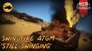 'Still Swinging' - War Thunder - Swingfire ATGM Montage