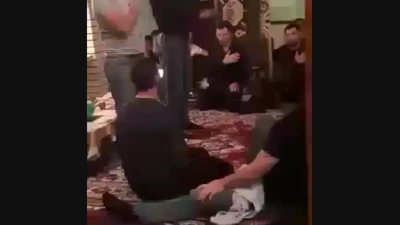 Месяц Мухаррам, с. Мискинджа, Дагестан. Марсия на лезгинском языке. 2018 г.