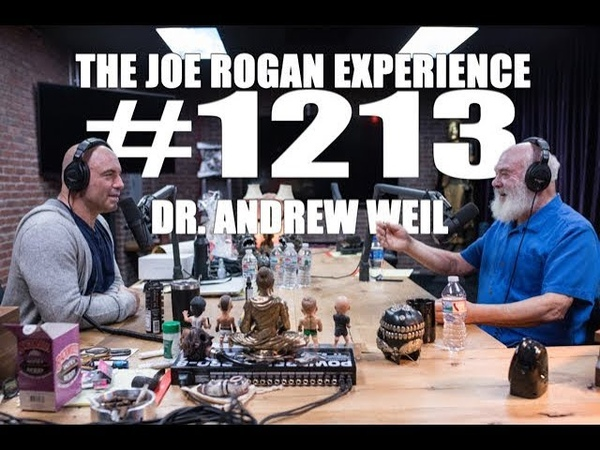 Joe Rogan Experience 1213 - Dr. Andrew Weil