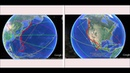 SHELF OF EAST ASIA ALIGNS WITH COAST OF NORTH AMERICA EXPANDING EARTH THEORY