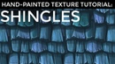 Hand-Painted Texture Tutorial: Shingles