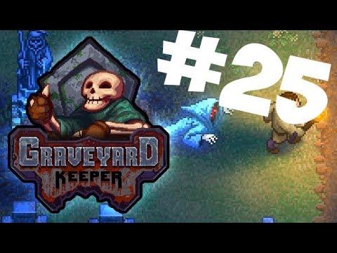 РИТУАЛ ДЛЯ ЗМЕЯ | Graveyard Keeper прохождение 25