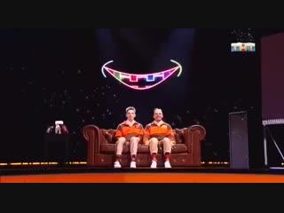 Очень крутое выступление на шоу «Танцы» под Big Baby Tape