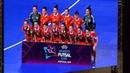 ЕВРО-19. Женщины. 1/2 финала. Испания - Россия. 5:0. Обзор.