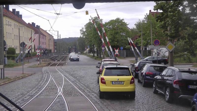 Straßenbahn Halberstadt linia 2