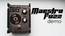 Maestro Fuzz FZ 1A demo
