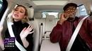 Samuel L Jackson Brie Larson Sing Ariana Grande's 7 Rings Carpool Karaoke The Series Preview