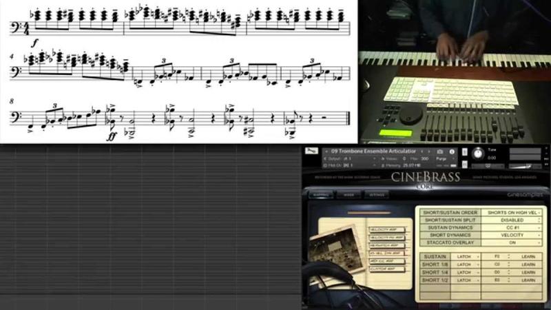 Sample Mockup Quick Tips Trombone Ensemble