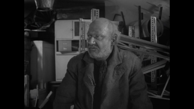 ◄The Caretaker 1963 Сторож*реж Клайв Доннер