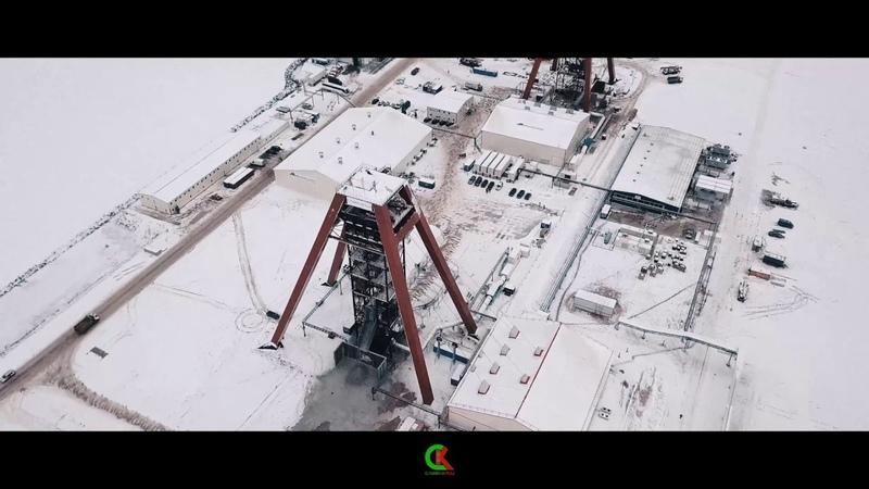 Видеоотчет с церемонии запуска механизированного комплекса SBR