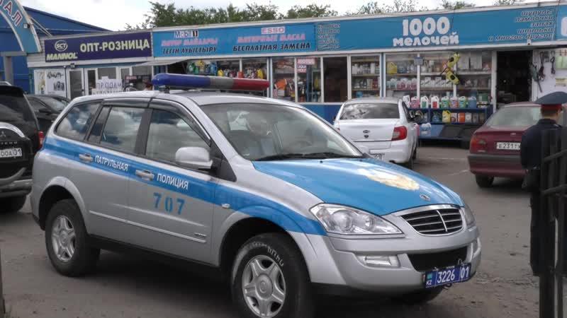Нұр Сұлтан қаласының полицейлері автокөлік ұрлығын азайтуға іс шаралар қолдануда