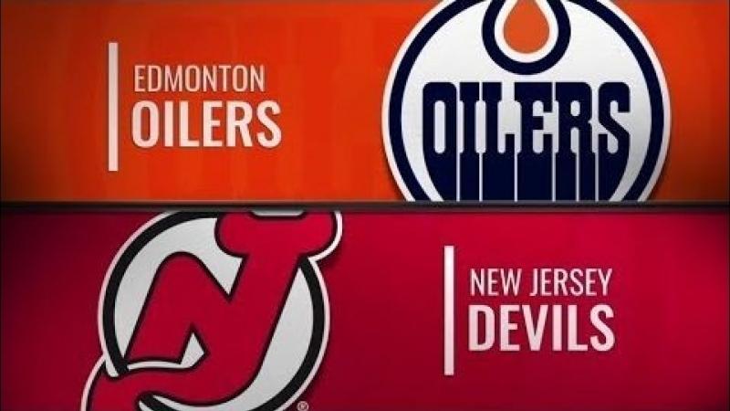 RS / 06.10.2018 / EDM Oilers @ NJ Devils