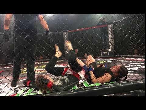 Битва под Дмитровом 4 девушки на ринге