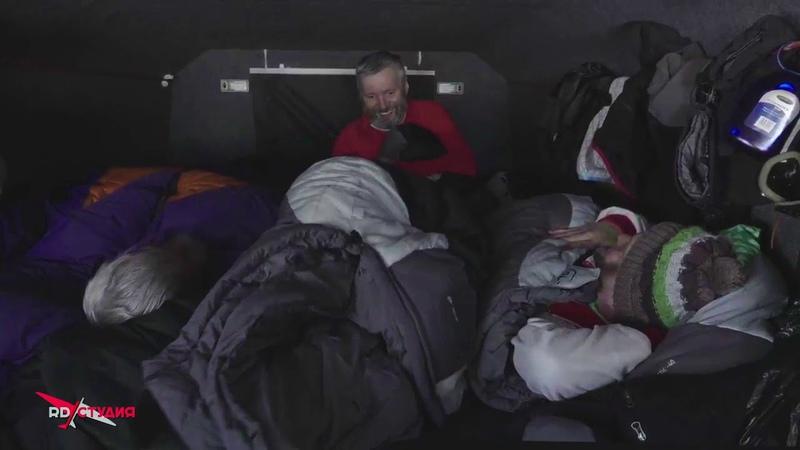 Антарктида 200 лет открытий Видеоотчёт 9 На подступах к Южному полюсу