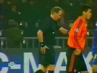 150 CL-2004/2005 Shakhtar Donetsk - FC Barcelona 2:0 (07.12.2004) HL