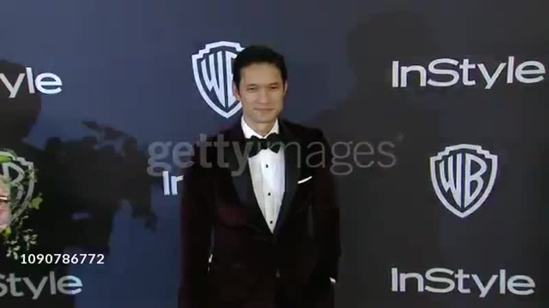 HARRY @HarryShumJr at InStyle And Warner Bros Golden Globes After Party 2019 on January 6