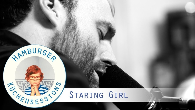 Staring Girl Vom Balkon Aus live @ Hamburger Küchensessions