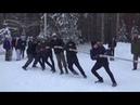 Объединение Звезда на военно- спортивной игре в Россоши 12.01.2019