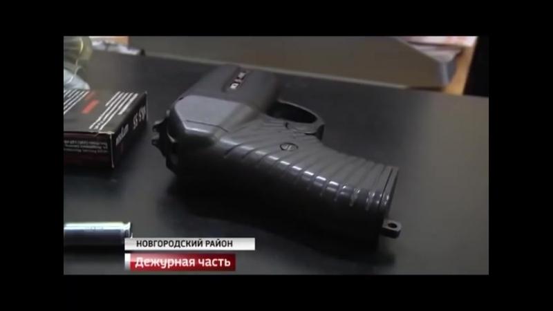 Вести. Дежурная часть - Великий Новгород на телеканале Россия-1 (выпуск от 16 сентября 2018 года)