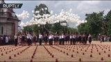 Время не лечит в Беслане почтили память погибших при захвате школы №1