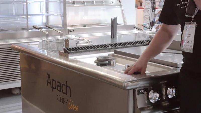 Тепловая линия Apach Cheef Line