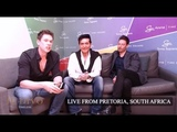 IL DIVO Live Chat Pretoria, South Africa 9-11-2018