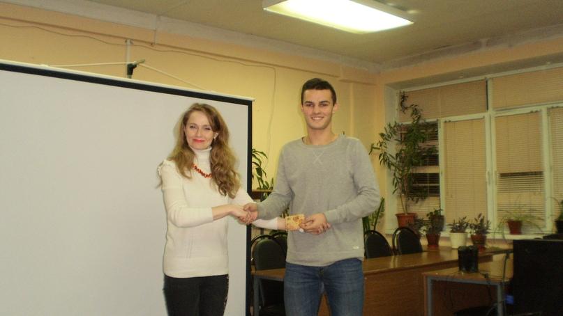 В ТвГТУ прошел конкурс презентаций на иностранном языке о волонтерской деятельности студентов