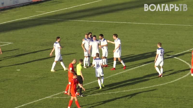 «Волгарь» 3:0 «Машук-КМВ».