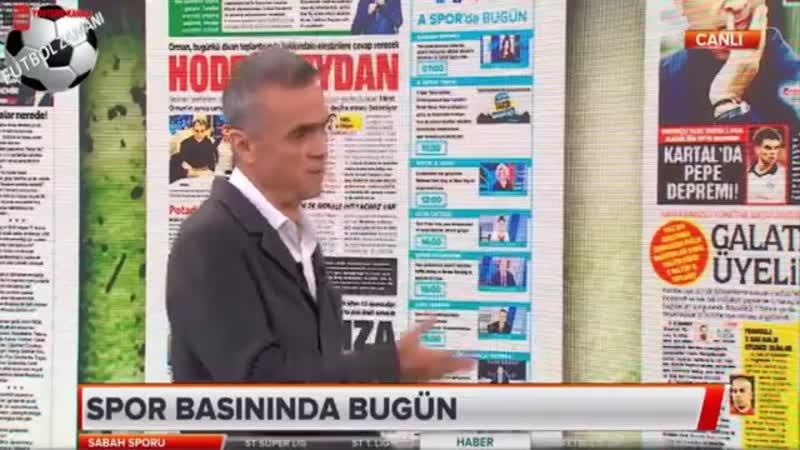 Beşiktaşın yıldızı Quaresmaya Çin kancası! Sabah Sporu 17 Kasım 2018