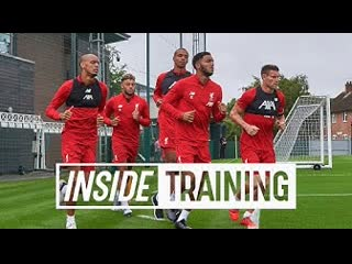 Inside training: players take the dreaded lactate test on day one of pre-season