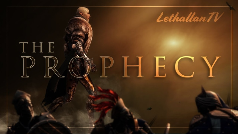 Sandal's Prophecy Custom cinematic Dragon Age Inquisition