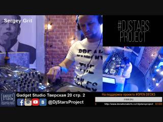 Live - Dj Stars Project #OpenDecks Party