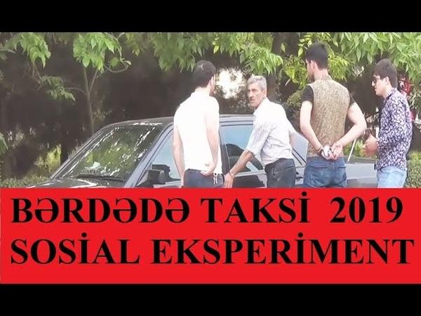 Berdede Taksi 2019 Sosial Eksperiment | Sosyal Deney 2019