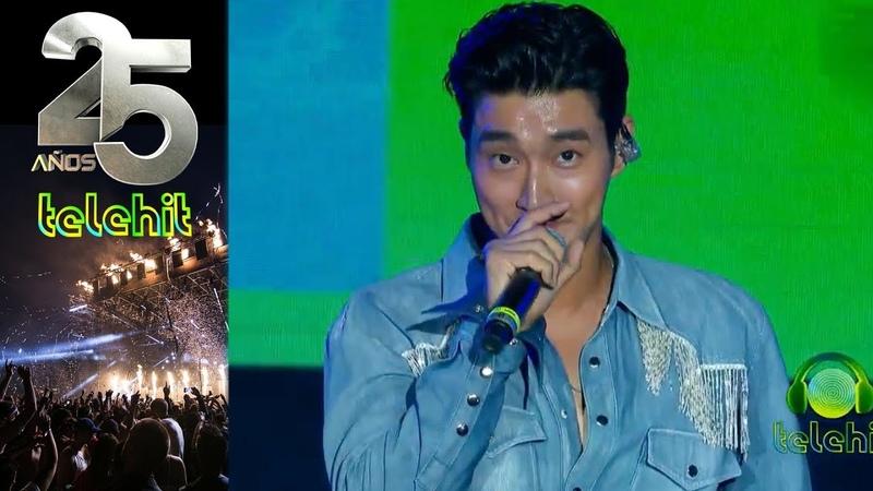 Esto dijo Super Junior a sus fans |Telehit 25 años