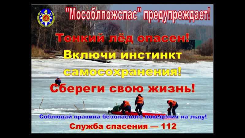 Тонкий лед1