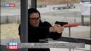 Глава ЛНР на учениях военных поупражнялся в стрельбе из огнестрельного оружия
