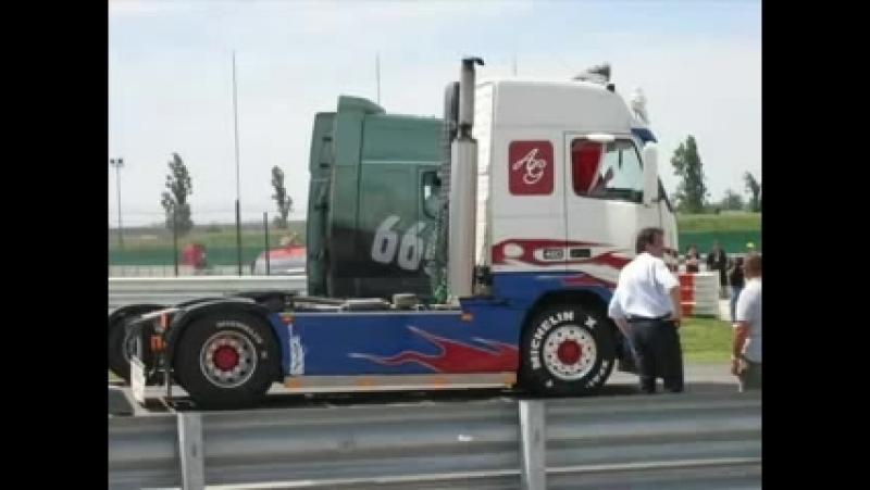Camion Scania Tuning