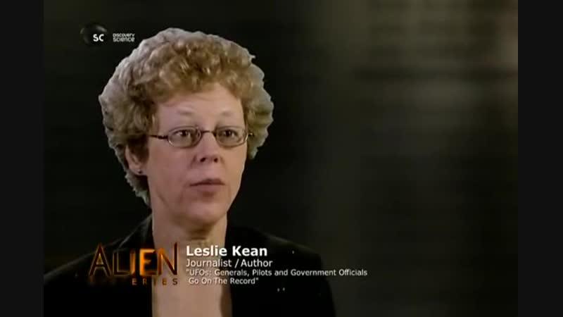 Загадки пришельцев: Кексбургский НЛО | Discovery Science