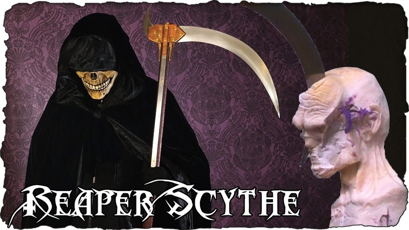 The SkallaGrim Reaper Claims a Zombie