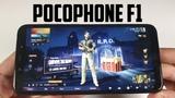Pocophone F1 PUBG 0.11 New version Zombie ModeVikendi UpdatesGFX Tool HDR Extreme 60FPS Gameplay