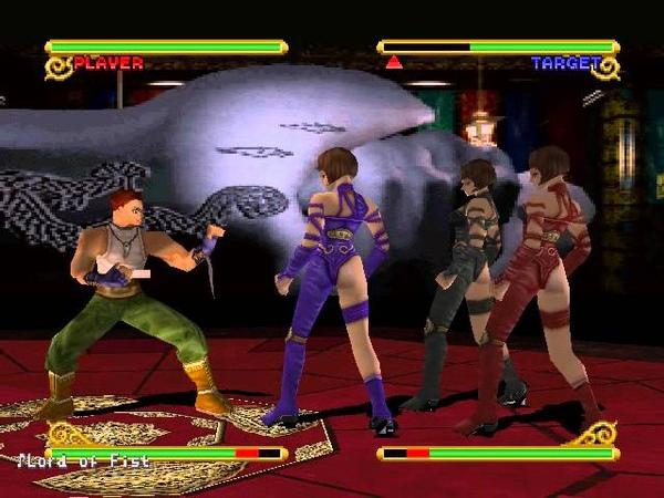 Shaolin (PS1) - Hung Gar Story Final Battle Ending (Level 100 - Grand Master)