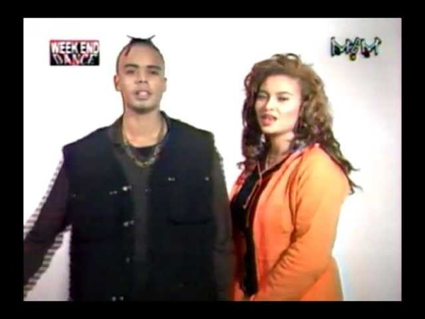 2 Unlimited - Interview (MCM Weekend Dance 1995 Part 5)