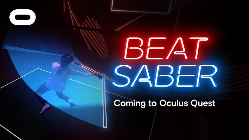 Beat Saber | Announce Trailer | Oculus Quest