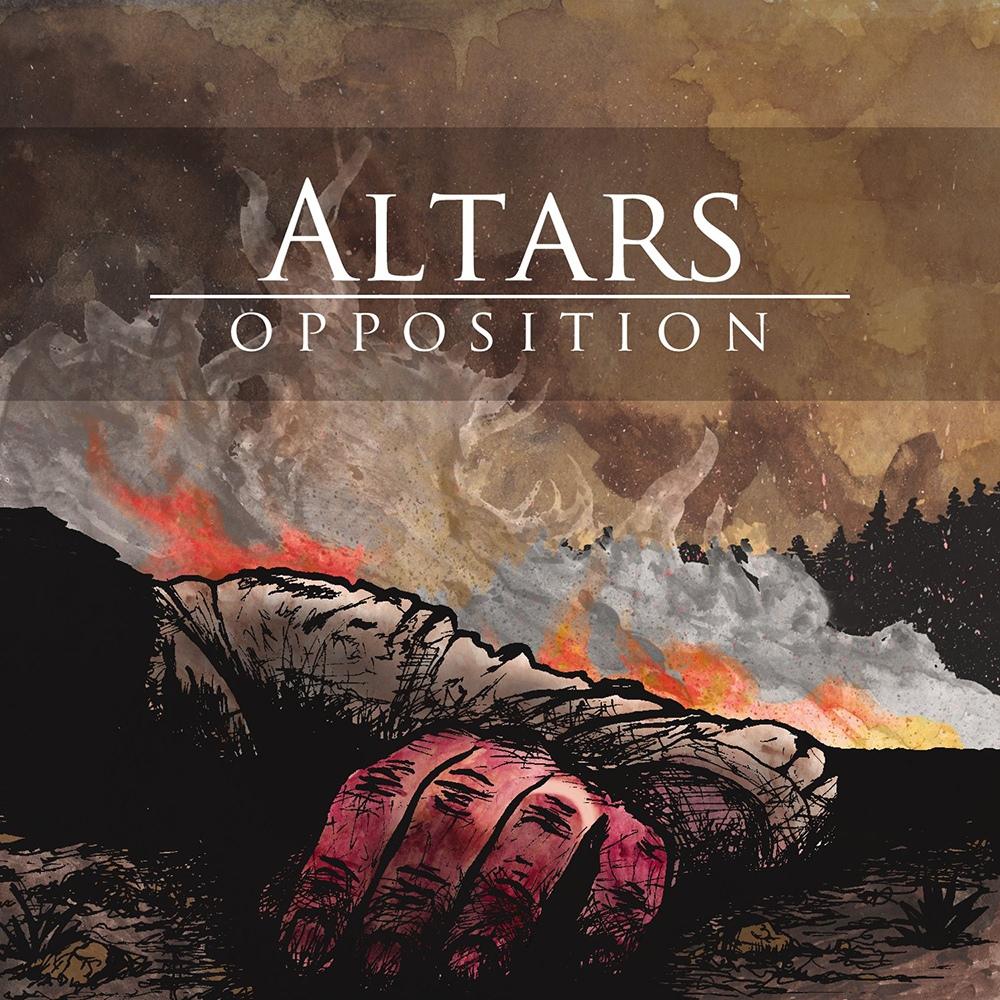 Altars - Opposition [EP] (2011)