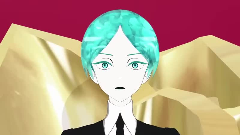Houseki no Kuni / Phosphophyllite Х Antarcticite