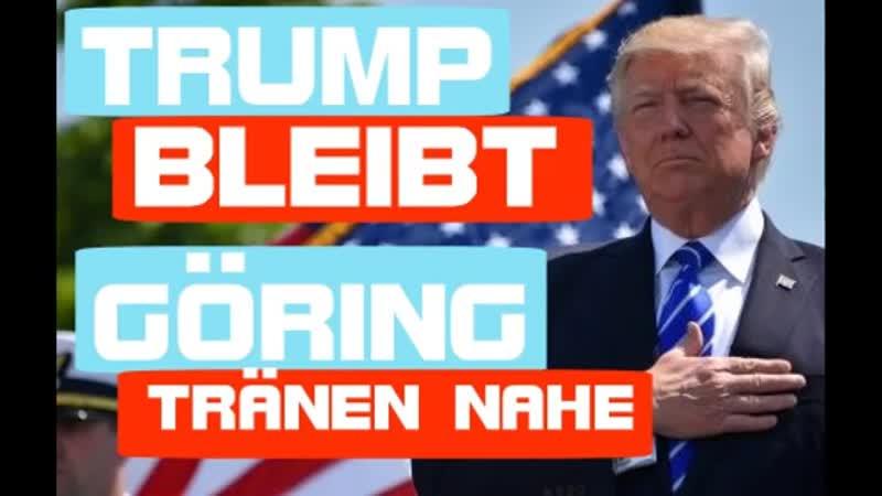 US WAHLEN - Kommt Trump ist trudeln -
