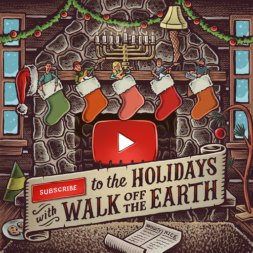Walk off the Earth альбом Subscribe to the Holidays