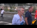 Мужчина выжил при крушении моста в Генуе